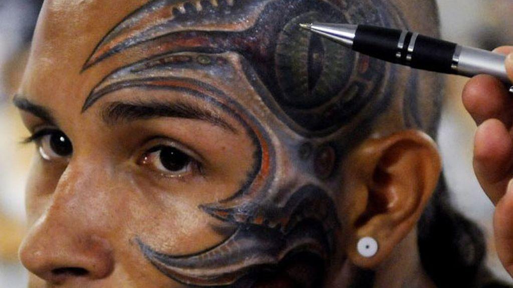 Fiesta del tatuaje mundial en Colombia