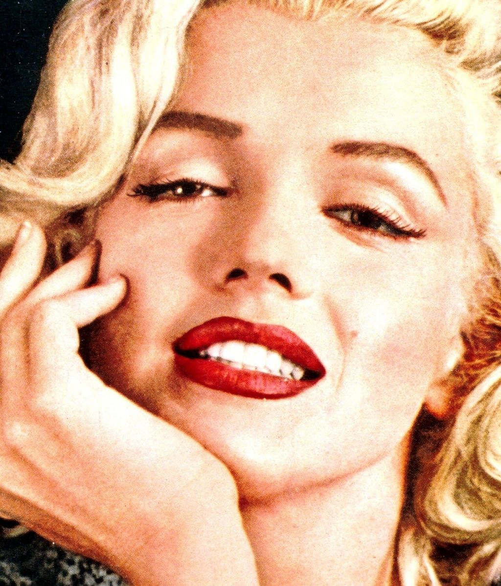 Marilyn Monroe, en una foto en la década de 1950. Foto: Gtres
