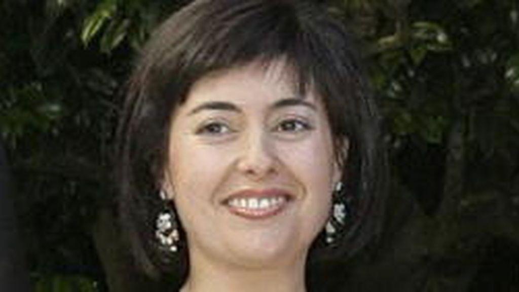 Rosario Porto Ortega, madre de la niña hallada muerta en Santiago