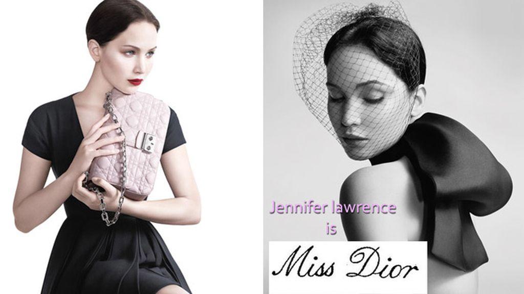 Jennifer Lawrence, Miss Dior