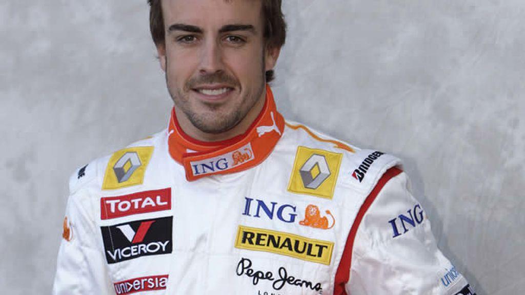 Fernando Alonso luchará por su tercer título mundial