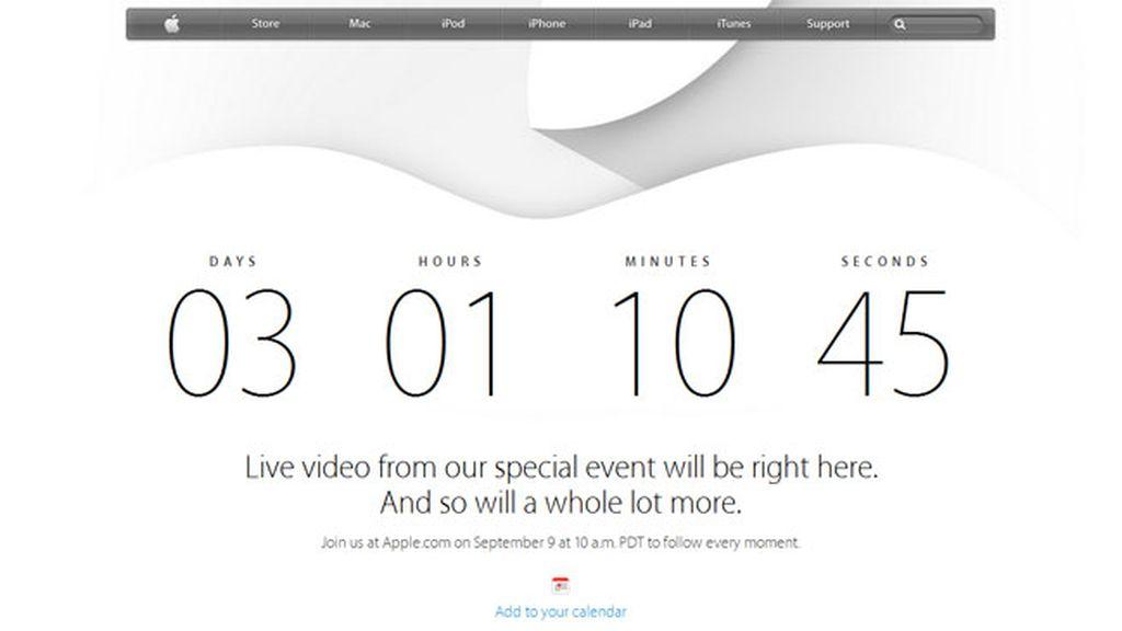 Expectantes por conocer que presentará Apple el próximo 9 de septiembre