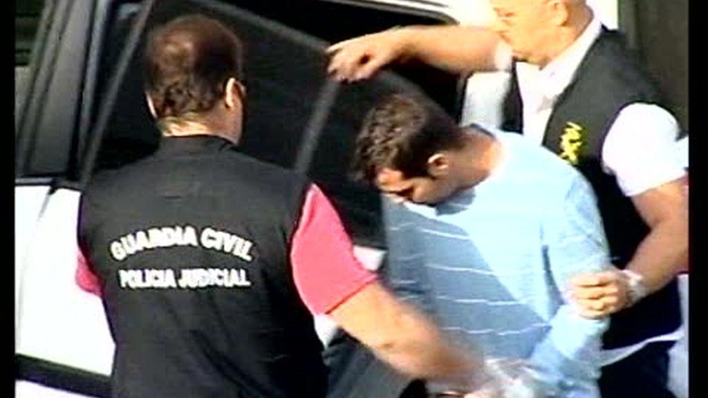 El presunto asesino de la niña de Tenerife pasa a disposición judicial
