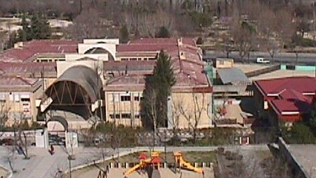 Colegio madrileño Meseta de Orcasitas