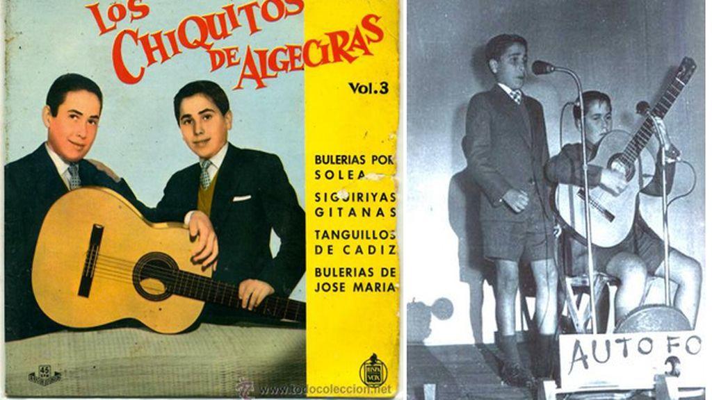 Dúo con su hermano en Algeciras