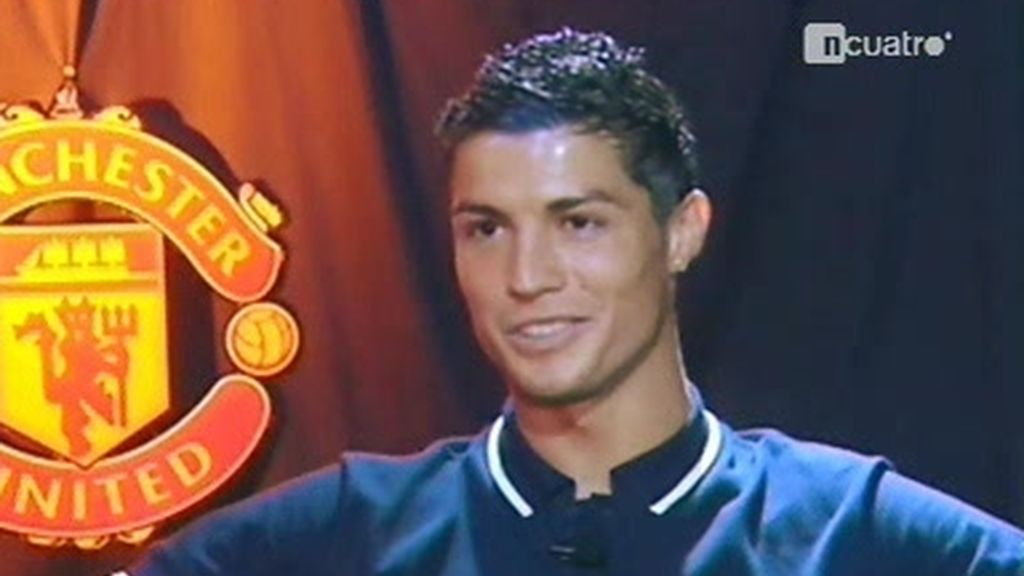Cristiano Ronaldo tiene la cabeza en el Barça y el corazón en el Madrid