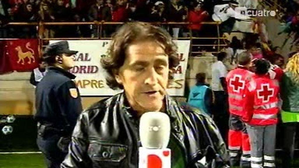 Raúl Ruiz revive el espíritu del Numancia en León