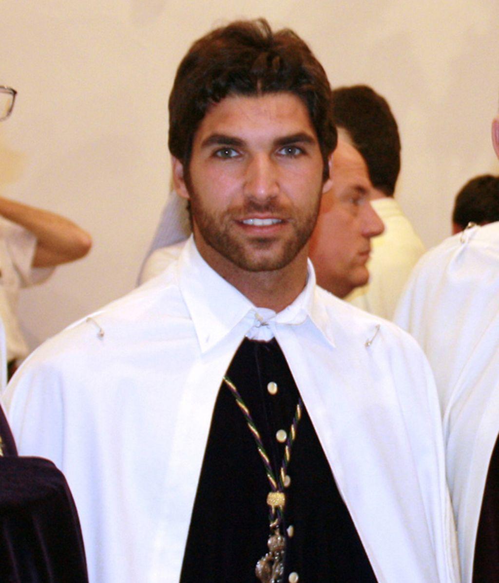 Famosos devotos en Semana Santa