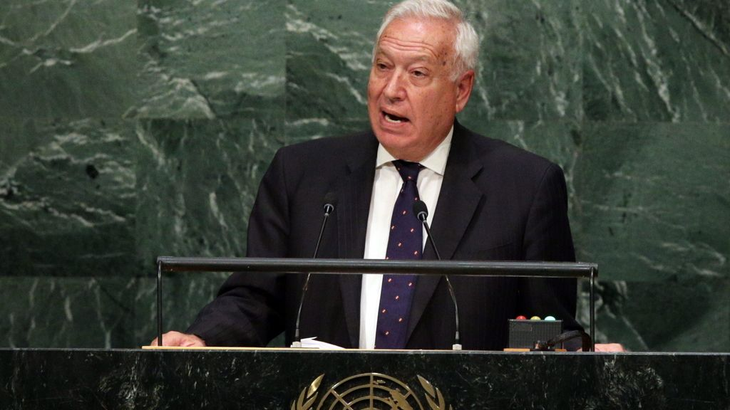 Margallo interviene ante la Asamblea General de la ONU