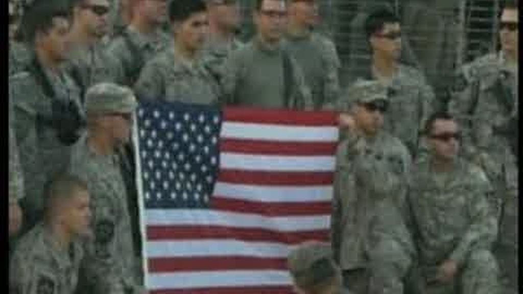Empieza la retirada de Irak