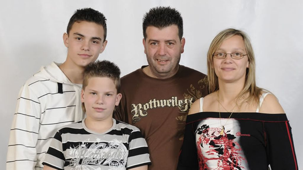 Familia Recuero-Oliva