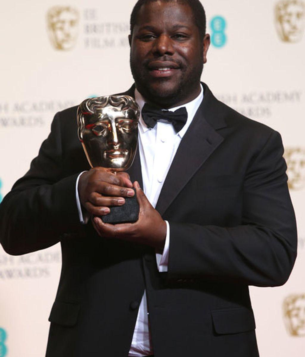 Steve McQueen, BAFTA a la mejor película por 12 años de esclavitud