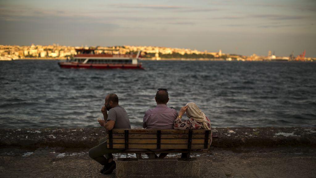 La calma llega a Turquía