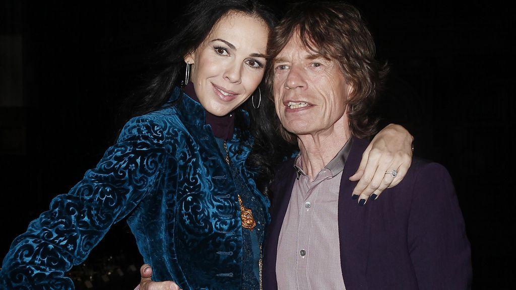 Mick Jagger, destrozado por la muerte de su novia