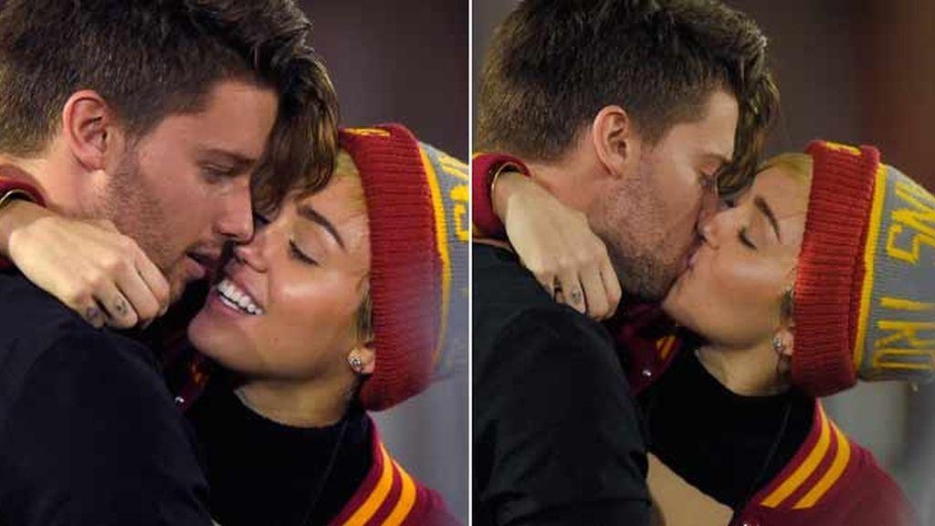 Miley Cyrus y Patrick Schwarzenegger