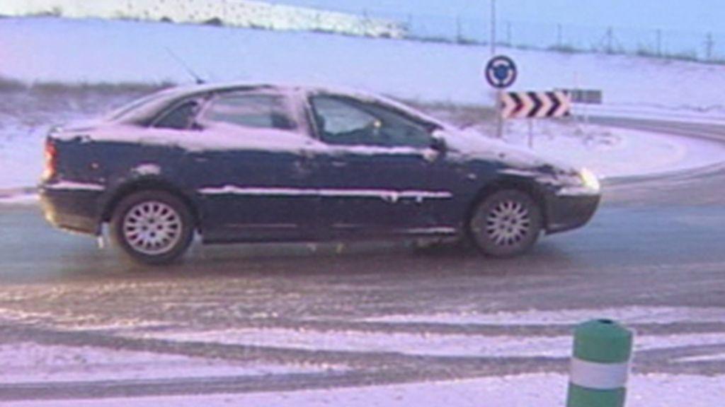 38 provincias están en alerta por frío de hasta -13 grados, nieve en la costa y viento