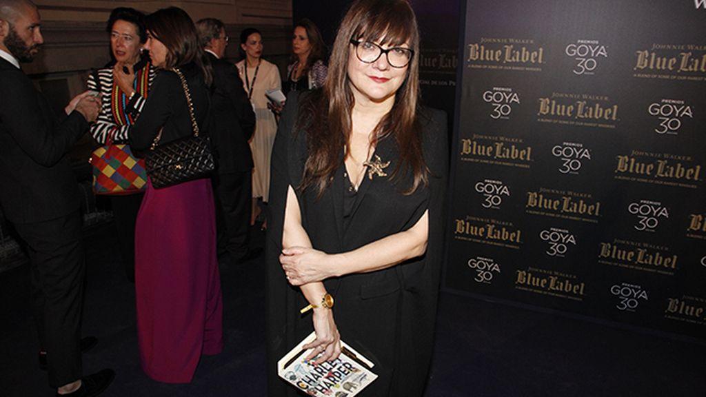 """Isabel Coixet, otra de las favoritas con su película """"Nadie quiere la noche"""""""