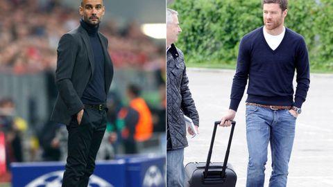 3e359495a4 Xabi Alonso vs Pep Guardiola: duelo de estilo en el Bayern de Múnich