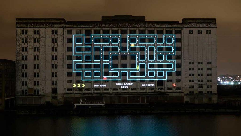 El Pac-Man celebra su 30 cumpleaños