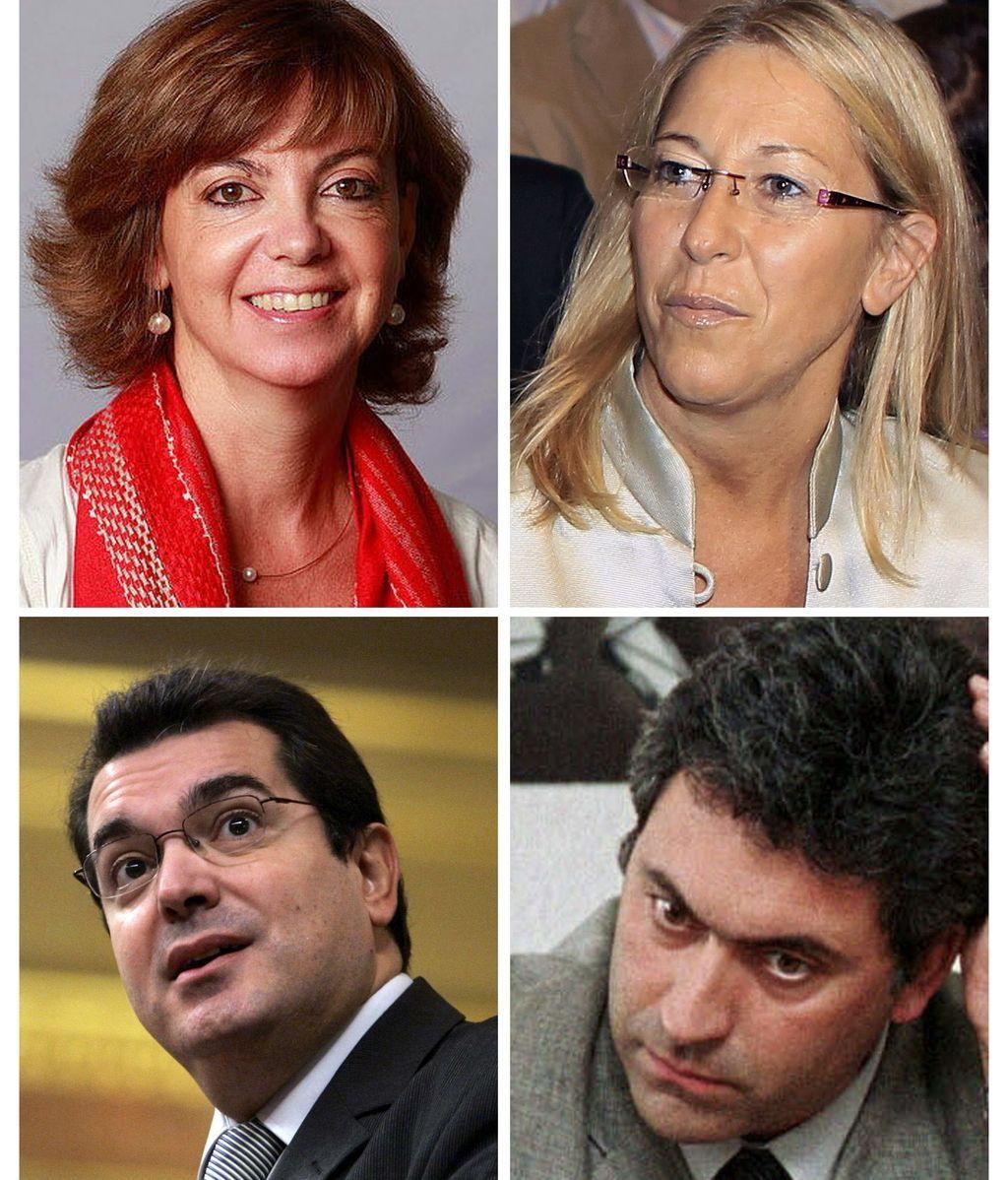 Los nuevos consejeros del Gobierno de Cataluña