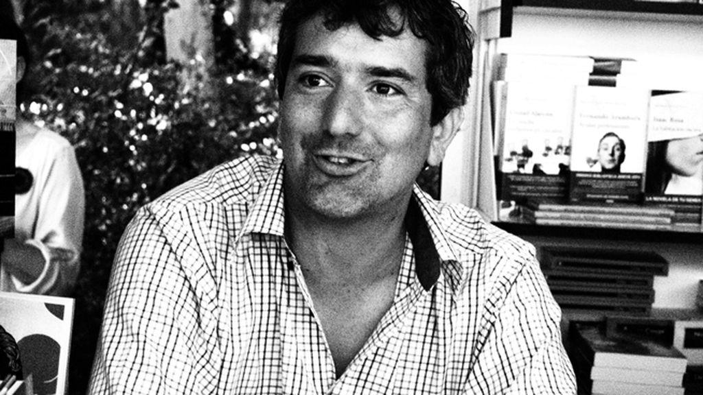 Santiago Rocangliolo y 'La pena máxima'
