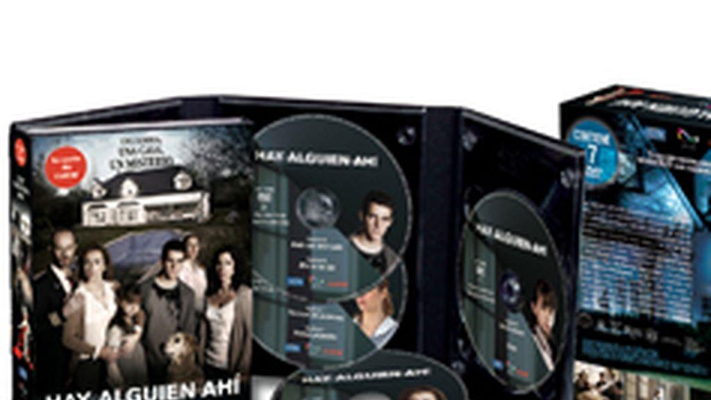 DVD Hay alguien ahí