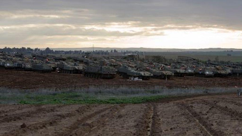 Israel la Franja. Vídeo: INFORMATIVOS TELECINCO