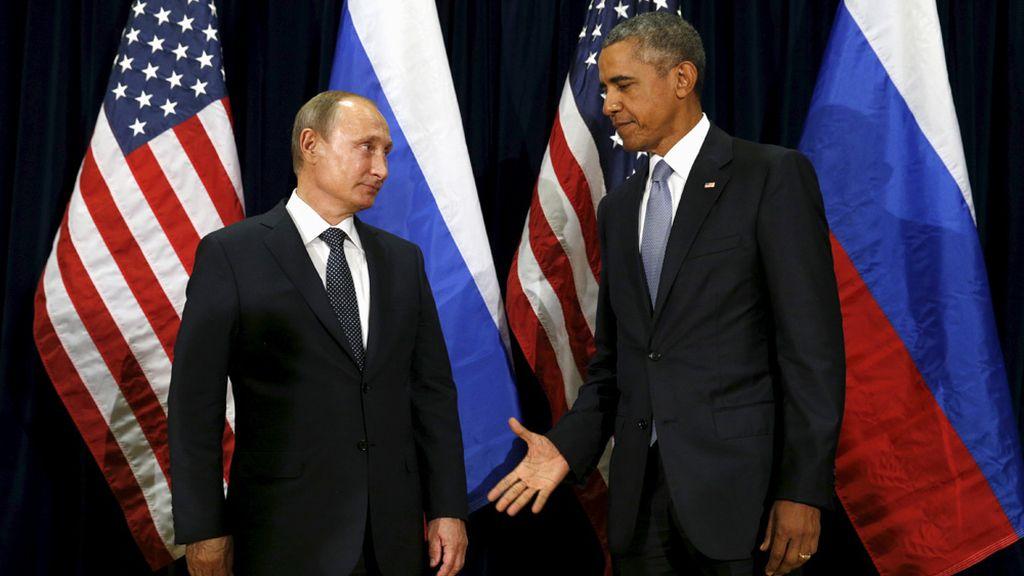 Obama y Putin no acercan posturas