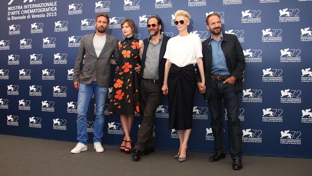 Cita con lo mejor del cine en la 72 edición del Festival de Venecia