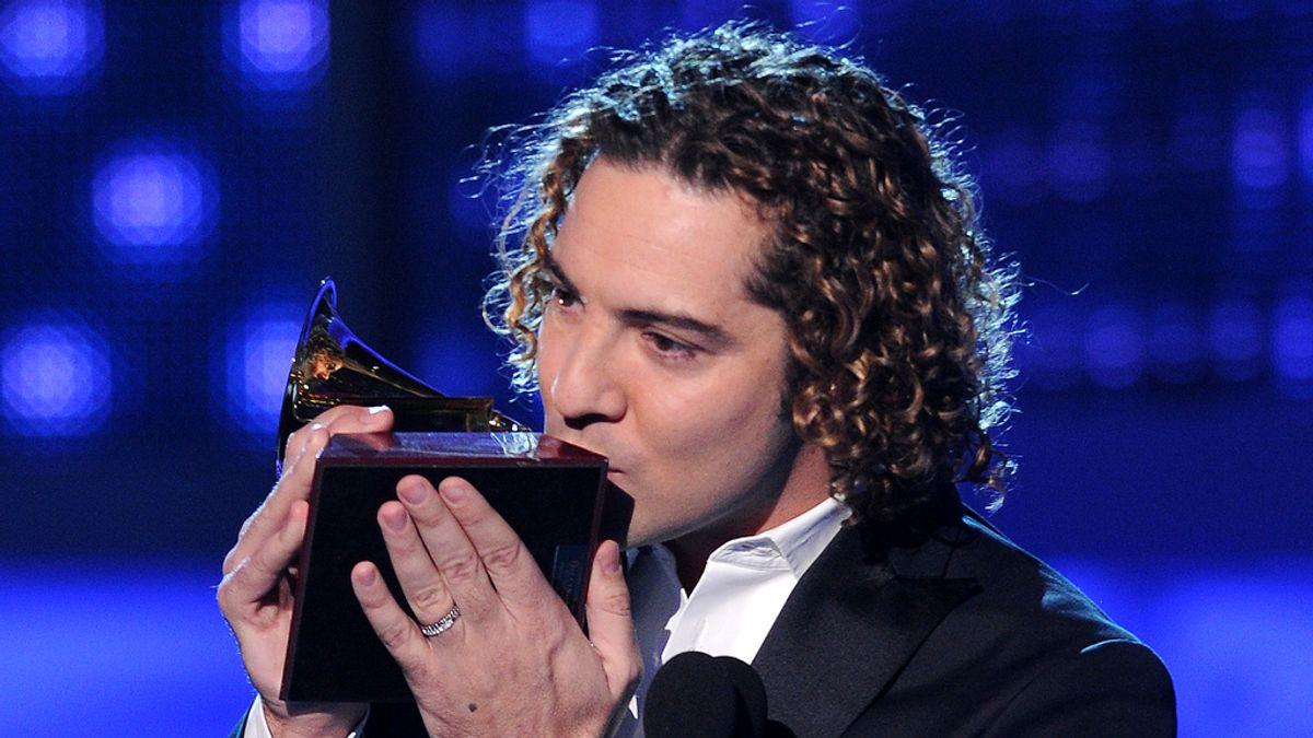 Bisbal, Grammy al Mejor Trabajo Vocal Tradicional de Pop