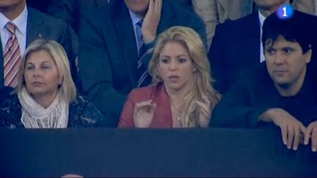 Shakira, la sufridora
