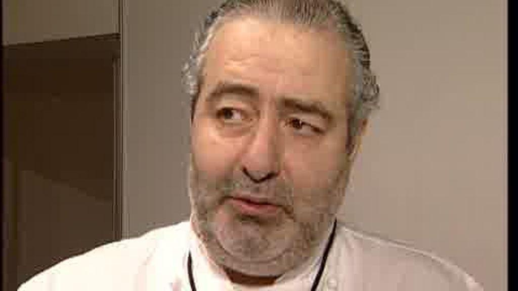 Muere el cocinero Santi Santamaría de un infarto