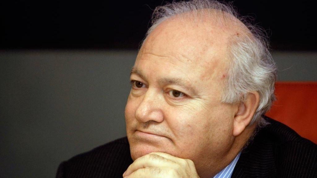Miguel Ángel Moratinos - Ministro de Exteriores