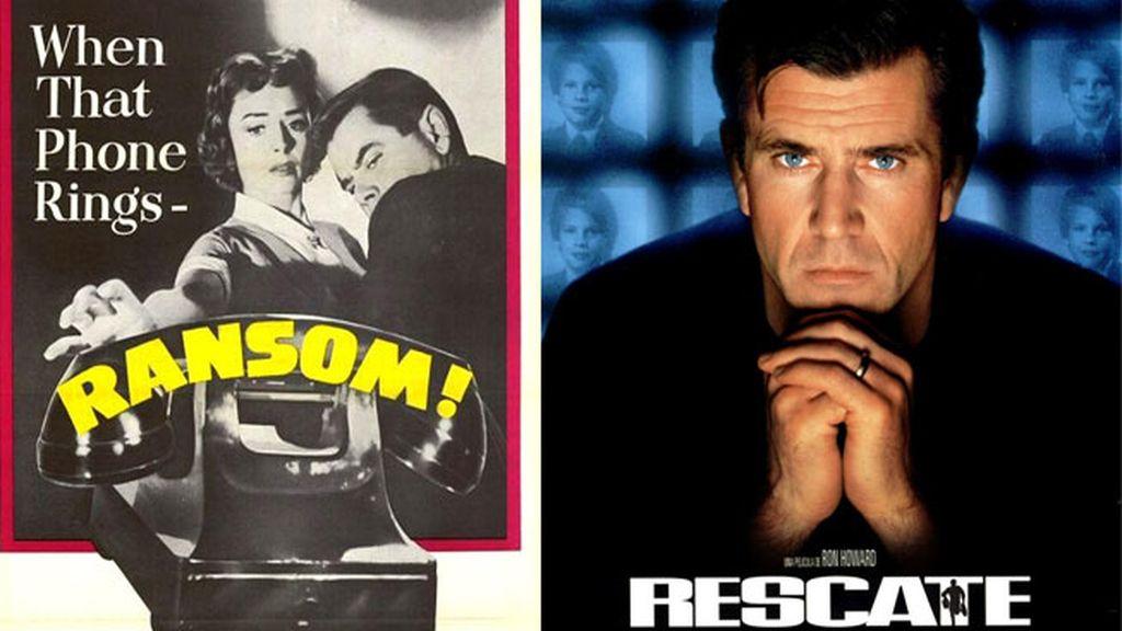 Rescate (1996) vs Rapto (1956)
