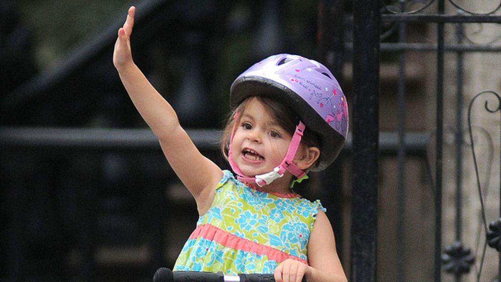 Baby Race en Manhattan
