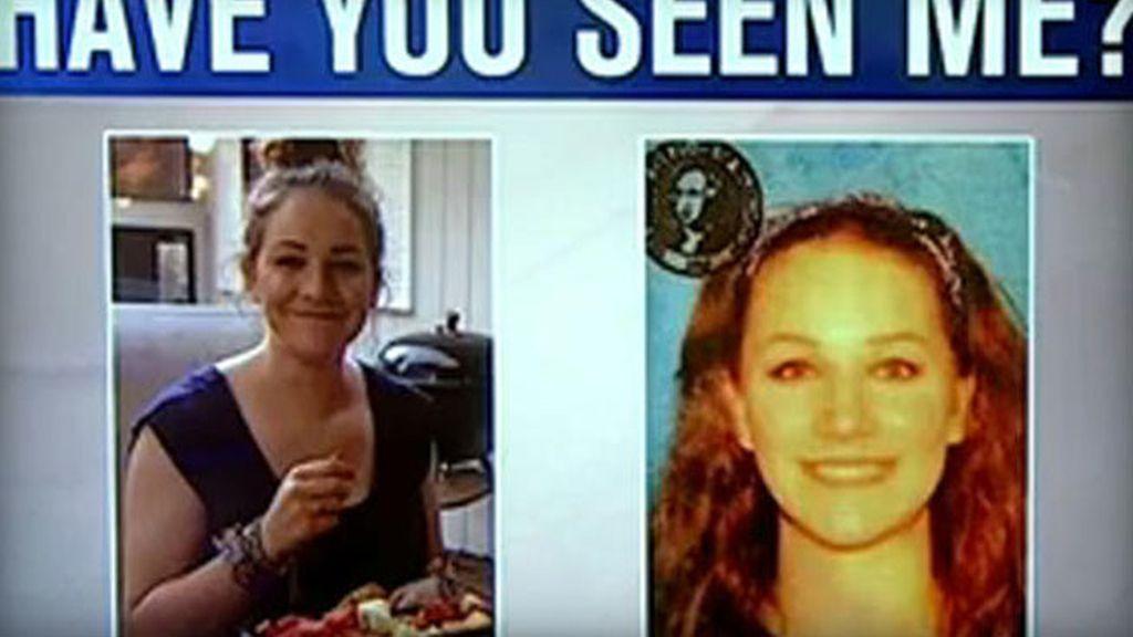 """Angelic """"Anji"""" Tracy Dean,Portland,Oregón,EEUU,adolescente,17 años,desaparecida"""