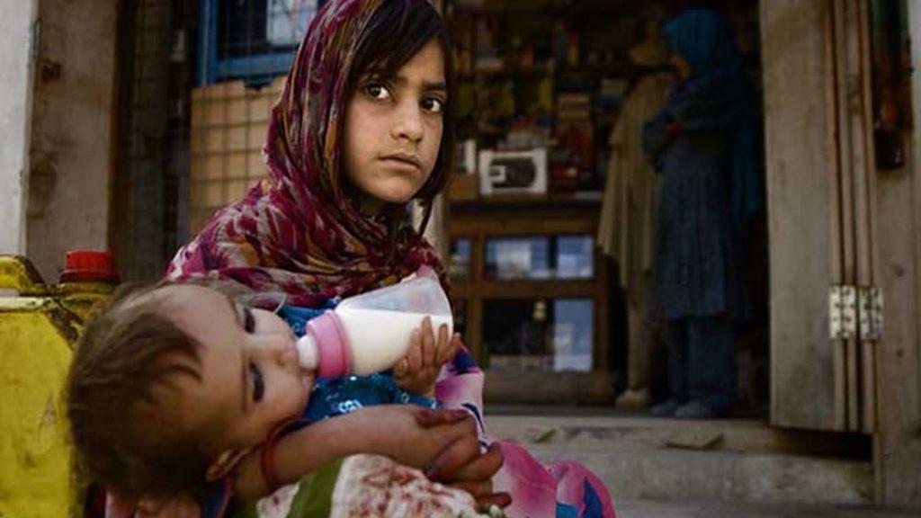 Jóvenes en Afganistán