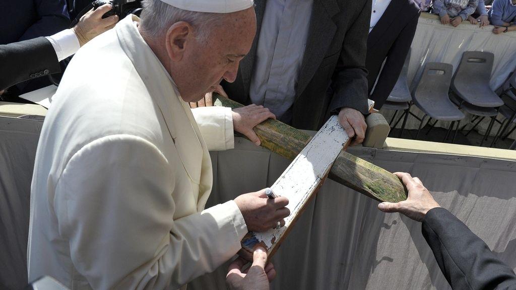 Crean una aplicación móvil para rezar con el papa Francisco