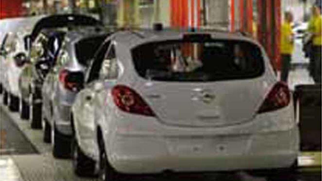 Las ventas de los coches caen por cuarto mes consecutivo