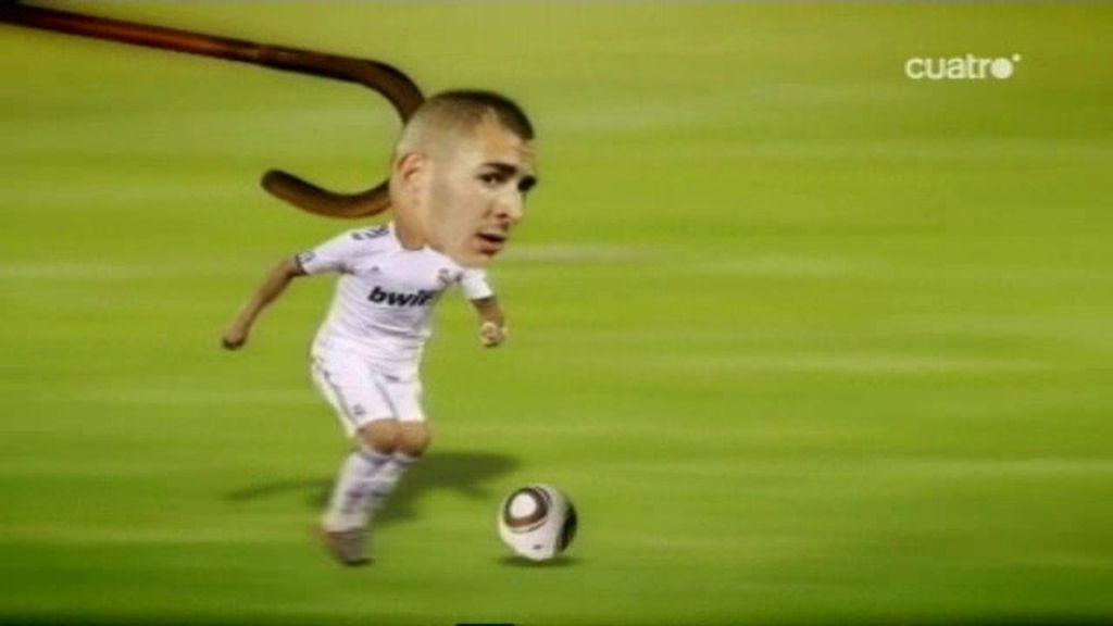 Manolito se ha merendado a Karim