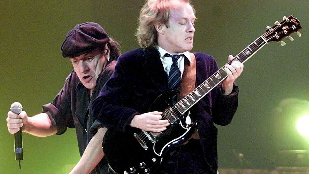 AC/DC un concierto al que hay que peregrinar al menos una vez en la vida. Foto: EFE
