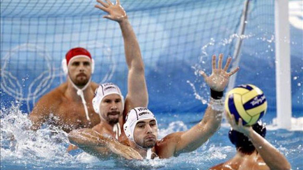 El waterpolo  húngaro se hace con la medalla de oro