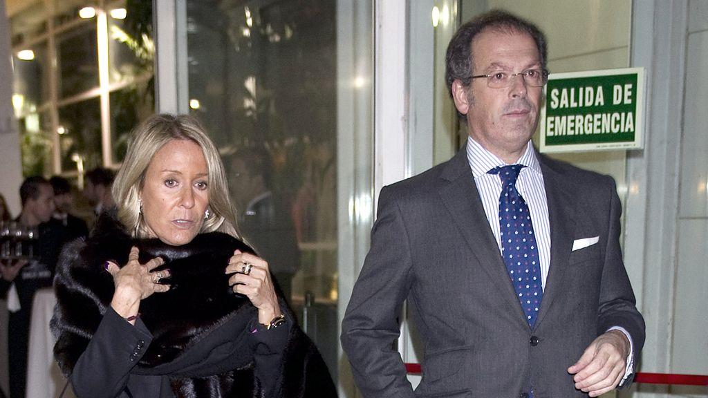 Marina Castaño y Enrique Puras boda