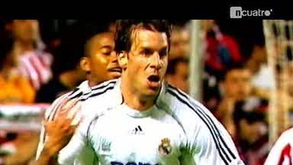 Van Nistelrooy, un corazón solidario que quiere jugar en Sudáfrica 2010