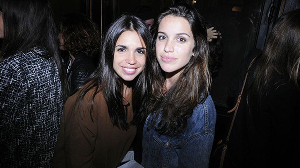 Elena Furiase y Silvana González