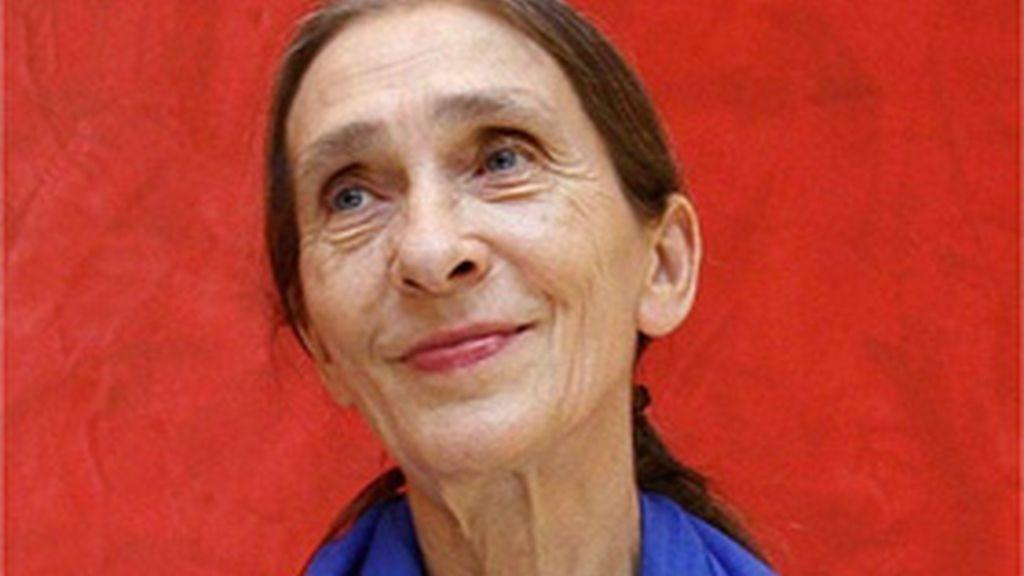 La coreógrafa Pina Bausch