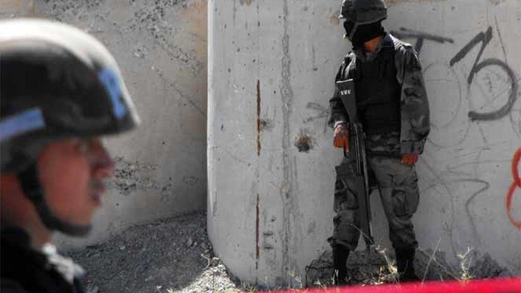 Mueren 23 presos en una cárcel de México