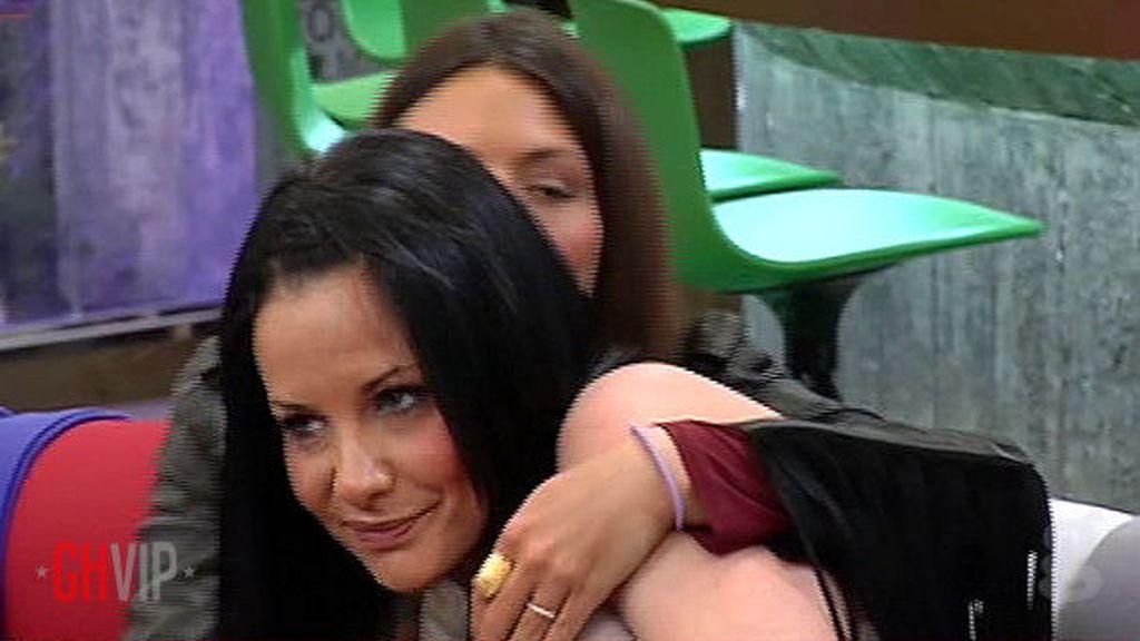 Laura C y Laura M