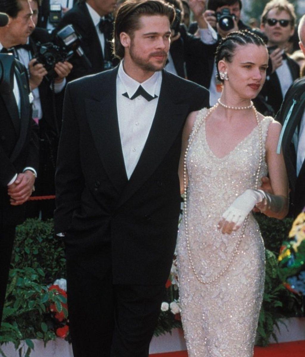 Brad Pitt se afeita la barba. Repasamos las idas y venidas de su 'look'