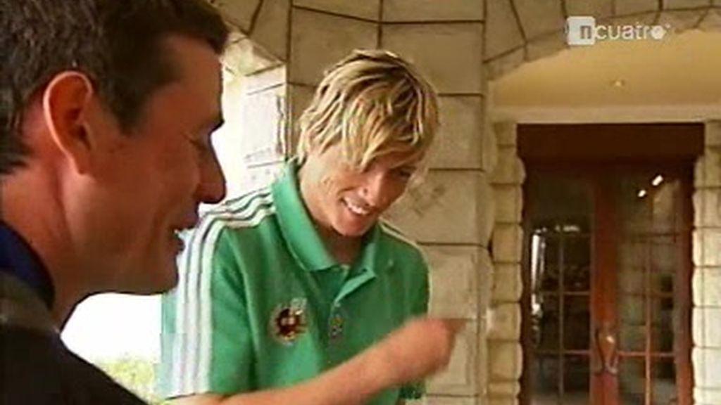 Fernando Torres, el carnicero de la selección española